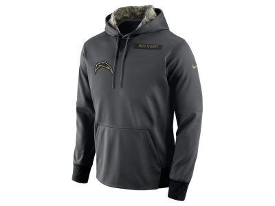 San Diego Chargers Nike NFL Men's 2016 Salute to Service Hoodie