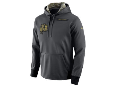 Washington Redskins Nike NFL Men's 2016 Salute to Service Hoodie