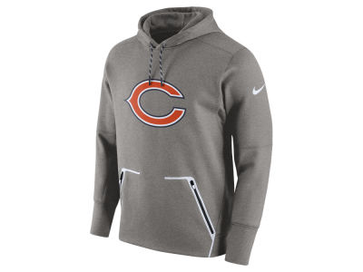Chicago Bears Nike NFL Men's Vapor Speed Hooded Sweatshirt