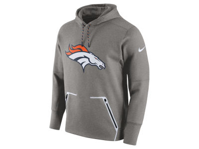 Denver Broncos Nike NFL Men's Vapor Speed Hooded Sweatshirt