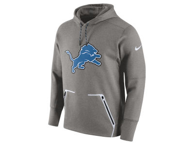 Detroit Lions Nike NFL Men's Vapor Speed Hooded Sweatshirt