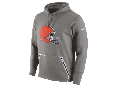 Cleveland Browns Nike NFL Men's Vapor Speed Hooded Sweatshirt