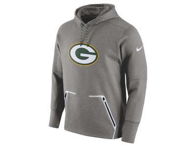 Green Bay Packers Nike NFL Men's Vapor Speed Hooded Sweatshirt