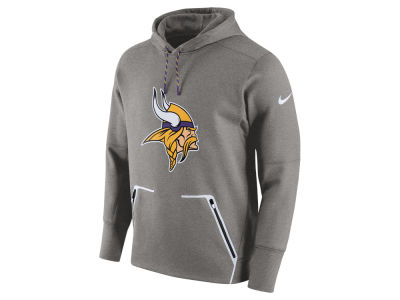 Minnesota Vikings Nike NFL Men's Vapor Speed Hooded Sweatshirt