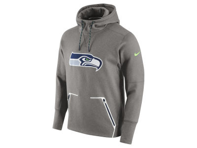 Seattle Seahawks Nike NFL Men's Vapor Speed Hooded Sweatshirt