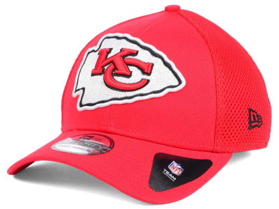 Kansas City Chiefs New Era NFL Mega Team Neo 39THIRTY Cap