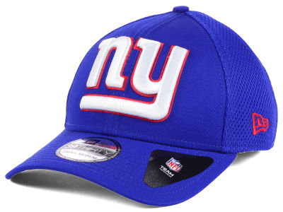New York Giants New Era NFL Mega Team Neo 39THIRTY Cap