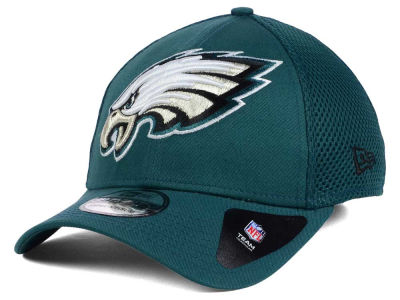 Philadelphia Eagles New Era NFL Mega Team Neo 39THIRTY Cap