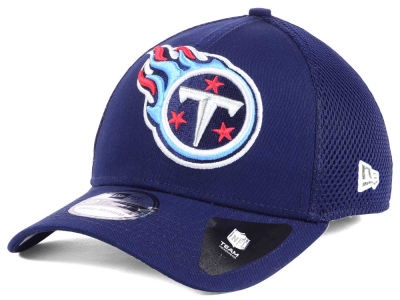 Tennessee Titans New Era NFL Mega Team Neo 39THIRTY Cap