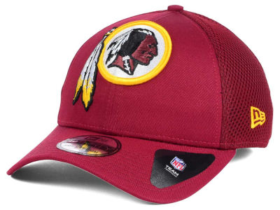 Washington Redskins New Era NFL Mega Team Neo 39THIRTY Cap