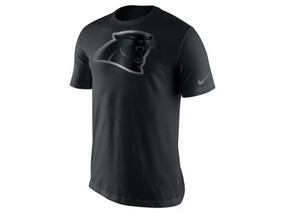 Carolina Panthers Nike NFL Men's Champ Drive Reflective Logo T-Shirt