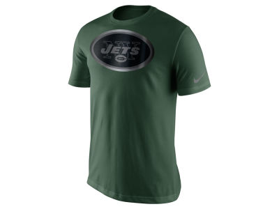 New York Jets Nike NFL Men's Champ Drive Reflective Logo T-Shirt