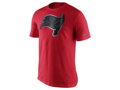Tampa Bay Buccaneers Nike NFL Men's Champ Drive Reflective Logo T-Shirt