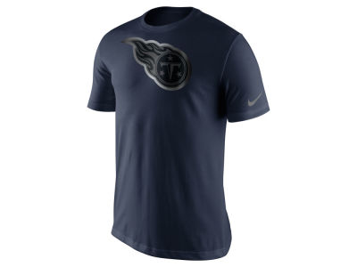 Tennessee Titans Nike NFL Men's Champ Drive Reflective Logo T-Shirt