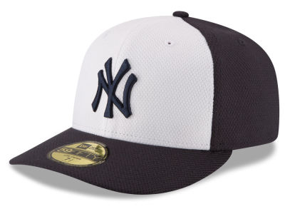 New York Yankees New Era MLB Low Profile Diamond Era 59FIFTY Cap