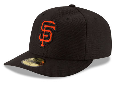 San Francisco Giants New Era MLB Low Profile Diamond Era 59FIFTY Cap