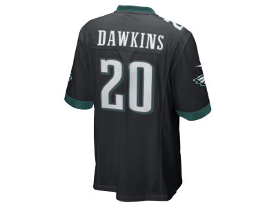Philadelphia Eagles Brian Dawkins Nike NFL Men's Game Jersey