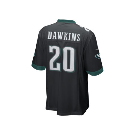 Philadelphia Eagles Brian Dawkins Nike NFL Men's Game Jersey