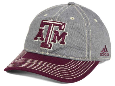 Texas A&M Aggies adidas NCAA Shadow Slouch Adjustable Cap