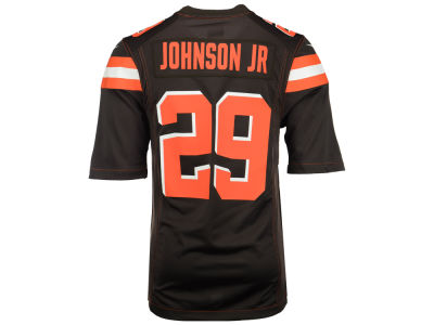 Cleveland Browns Duke Johnson Nike NFL Men's Game Jersey