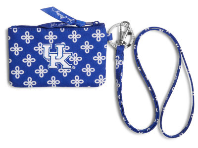 Kentucky Wildcats Vera Bradley Vera Bradley Zip ID with Lanyard