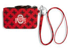Ohio State Buckeyes Vesi Vera Bradley Zip ID with Lanyard Apparel & Accessories