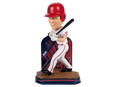 Los Angeles Angels Mike Trout Name & Number Bobblehead