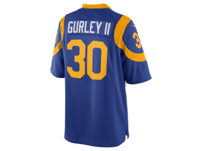 Los Angeles Rams Todd Gurley Nike NFL Men's Game Jersey