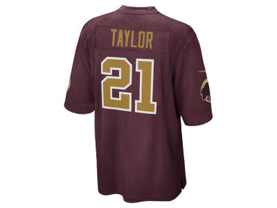 Washington Redskins Sean Taylor Nike NFL Retired Game Jersey