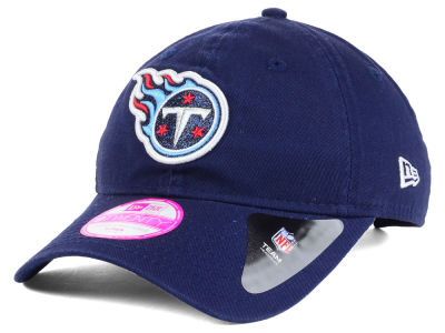 Tennessee Titans New Era NFL Women's Team Glisten 9TWENTY Cap