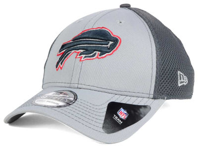 Buffalo Bills New Era NFL Grayed Out Neo 39THIRTY Cap