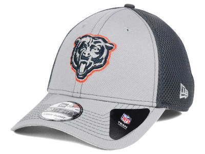 Chicago Bears New Era NFL Grayed Out Neo 39THIRTY Cap