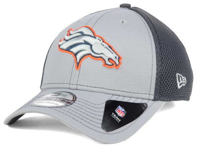 Denver Broncos New Era NFL Grayed Out Neo 39THIRTY Cap