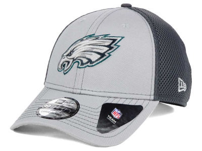 Philadelphia Eagles New Era NFL Grayed Out Neo 39THIRTY Cap