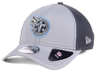 Tennessee Titans New Era NFL Grayed Out Neo 39THIRTY Cap
