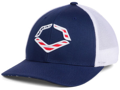 EvoShield Stars and Stripes Stretch-Fit Hat