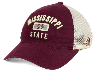 Mississippi State Bulldogs adidas 2016 NCAA Eyes Up Meshback Adjustable Cap