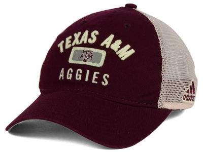 Texas A&M Aggies adidas 2016 NCAA Eyes Up Meshback Adjustable Cap
