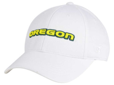 Oregon Ducks Top of the World NCAA Coolon Stretch Cap