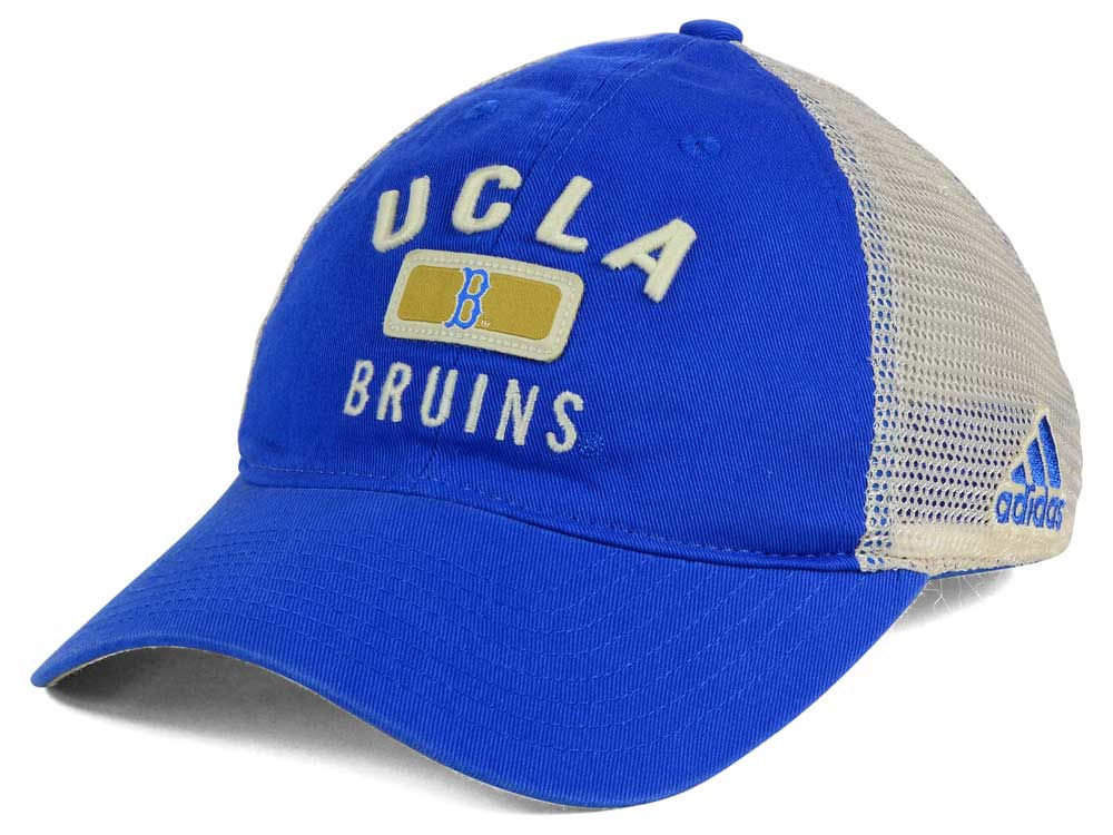 02a26d9d ... denmark ucla bruins adidas 2016 ncaa eyes up meshback adjustable cap  7294e 0c271