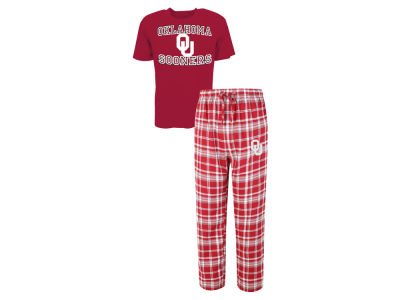 Oklahoma Sooners NCAA Men's Tiebreaker Sleep Set