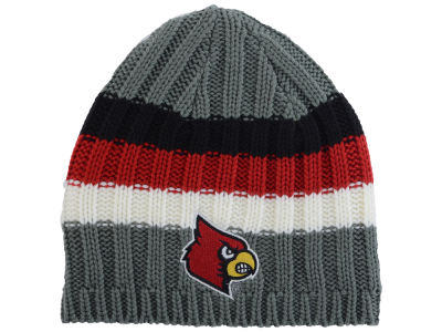 Louisville Cardinals adidas NCAA Stripes Beanie