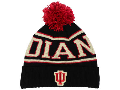 Indiana Hoosiers adidas NCAA Word Up Pom Knit
