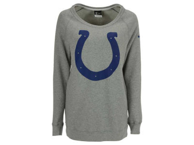 Indianapolis Colts Nike NFL Women's Champ Drive Crew Sweatshirt