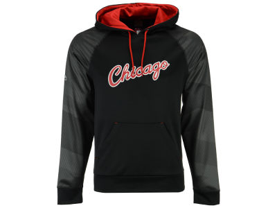 Chicago Bulls Majestic NBA Men's Armor II Hoodie