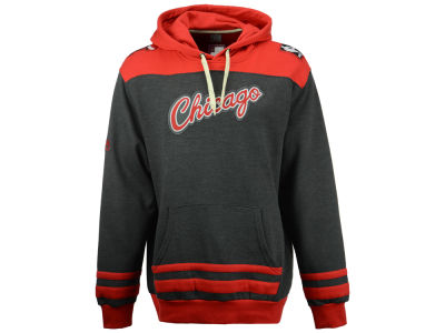 Chicago Bulls Majestic NBA Men's Double Double Hoodie