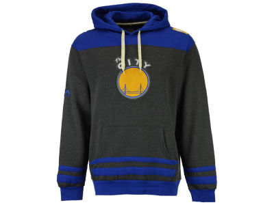 Golden State Warriors Majestic NBA Men's Double Double Hoodie