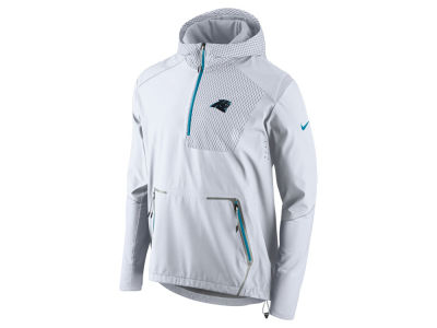 Carolina Panthers Nike NFL Men's Vapor Speed Fly Rush Flash Jacket