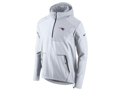 New England Patriots Nike NFL Men's Vapor Speed Fly Rush Flash Jacket