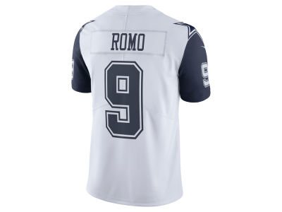 Dallas Cowboys Tony Romo Nike NFL Men's Limited Color Rush Jersey